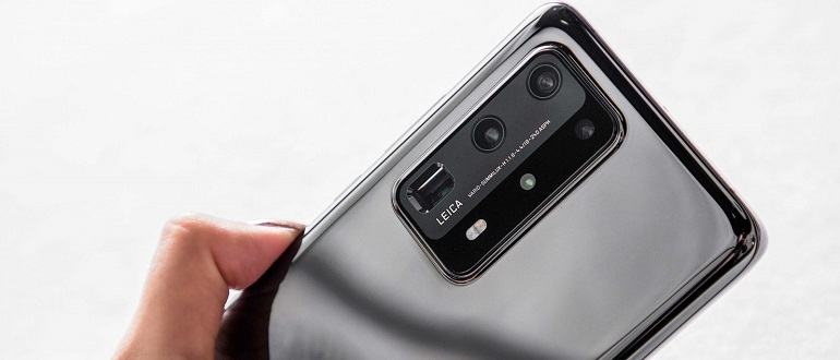 Топ-15 лучших смартфонов с хорошей камерой 2020 года