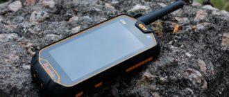Лучшие защищенные смартфоны с мощным аккумулятором: топ-10 рейтинг 2020 года