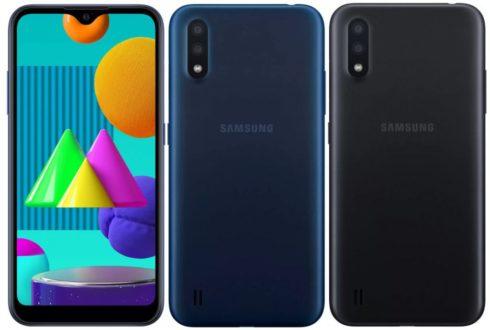 Samsung Galaxy M1