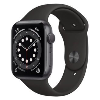 Apple Watch SE GPS 44мм Aluminum Case with Sport Band