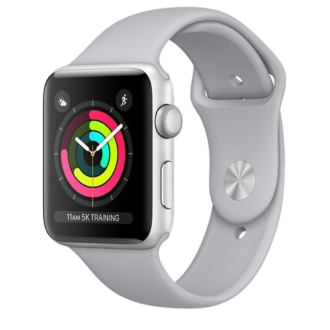 Apple Watch Series 3 38мм Aluminum Case with Sport Band