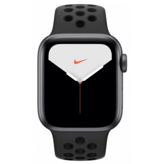 Apple Watch Series 6 GPS 44мм Aluminum Case with Nike Sport Band