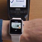 часы с бесконтактной оплатой