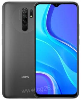 Xiaomi Redmi 9 5/64 Gb (NFC)