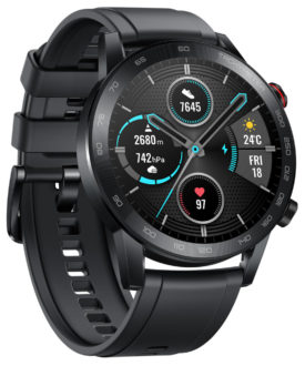 HONOR MagicWatch 2 46мм silicone strap