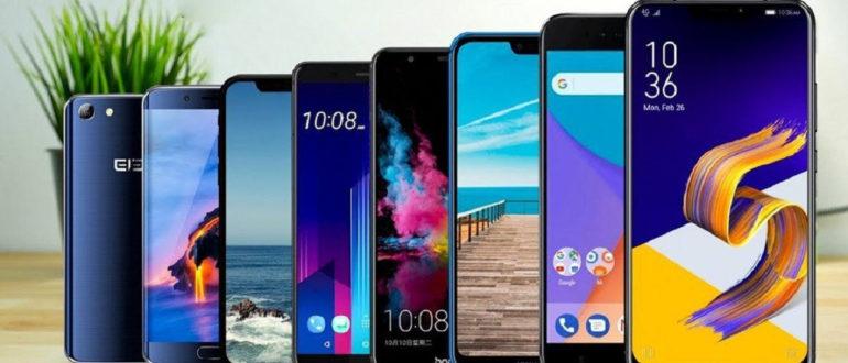 Лучшие смартфоны до 20 000 рублей 2021 года