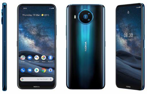 Nokia 8.3 5G Dual Sim 8128 Gb